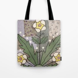 Woodland Flowers 4 Tote Bag
