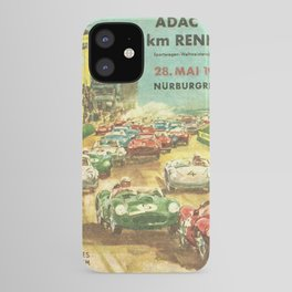 Nürburgring 1000km race iPhone Case