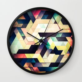 scope Wall Clock