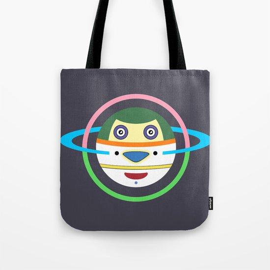 Spaceman 1 Tote Bag