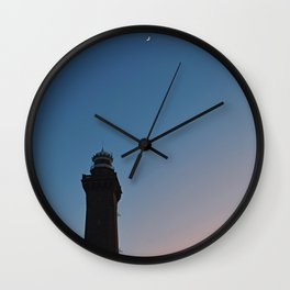 In between moments Wall Clock