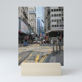 Hong Kong   Architecture at its Best   Street Photography   City Vibes  Mini Art Print