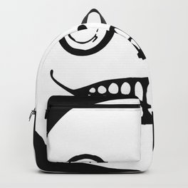 emil weapon no 7 Backpack
