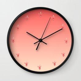 Cactus female Wall Clock