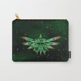 ZELDA TRIFORCE - GREEN Carry-All Pouch