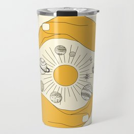 The Universe in Your Hands Travel Mug