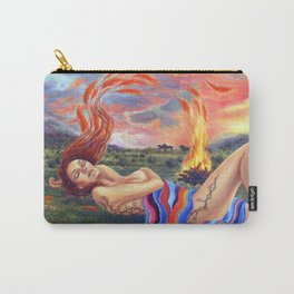 The Birth of Phoenix Carry-All Pouch
