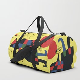 Joan Mirò #2 Duffle Bag