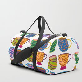 Comfort In A Cup Duffle Bag