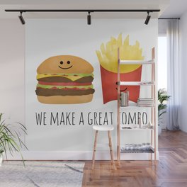 We Make A Great Combo Wall Mural