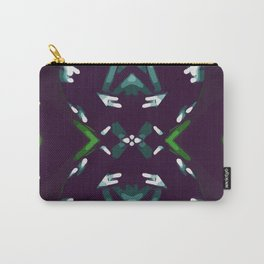 Futuristic Abstract Art Carry-All Pouch