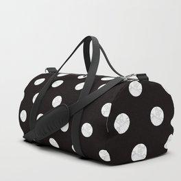 Polka like you mean it Duffle Bag
