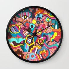 Schema 18 Wall Clock