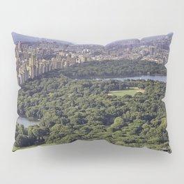 Central Park panorama Pillow Sham