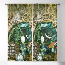 Mad Hatter Blackout Curtain
