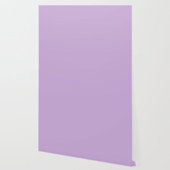 Chalky Crocus Purple Petal 2018 Fall Winter Color Trends Wallpaper