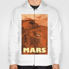 Mars landscape Hoody