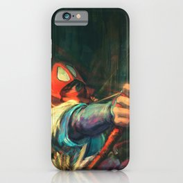 The Young Man from the East iPhone Case