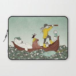 Arctic Adventure Laptop Sleeve
