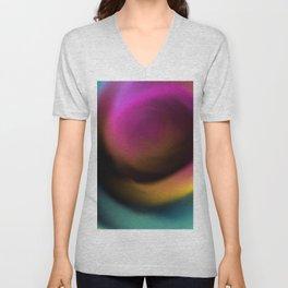 Color tempest Unisex V-Neck