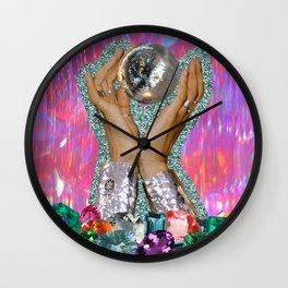 Power of Disco Wall Clock
