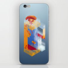 Castle of Impossible Flavors iPhone & iPod Skin