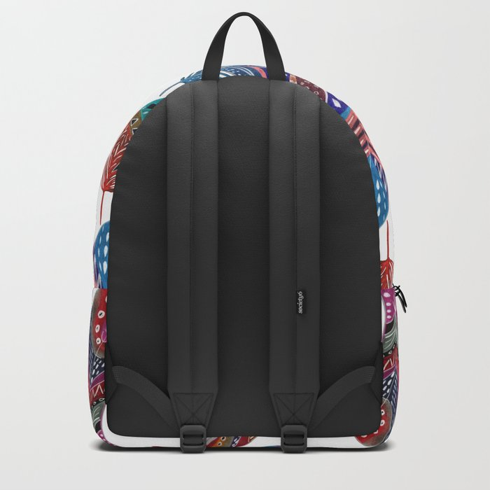 Feathers 1 Backpack