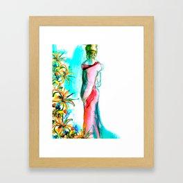 Ladylike  Framed Art Print
