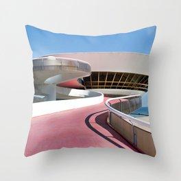 M.A.C. Contemporary Art Museum of Rio de Janeiro  Throw Pillow