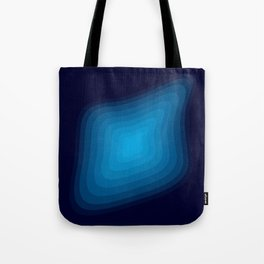 Space blue Tote Bag