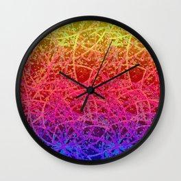 Informel Art Abstract G56 Wall Clock