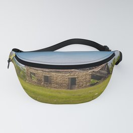 Sod Homestead, Mercer County, ND 3 Fanny Pack