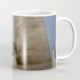 Towers in the mist Coffee Mug