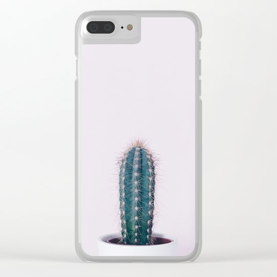No need for water Clear iPhone Case
