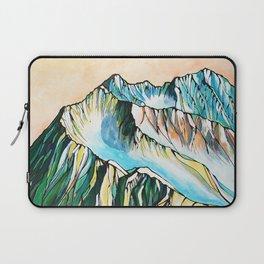 Alyeska Mountain at Jack Sprat Laptop Sleeve