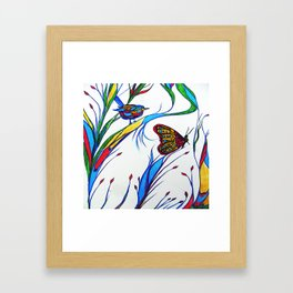 Sweet Nature Framed Art Print