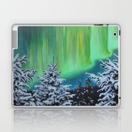 Northern Lights, Algonquin Park Laptop & iPad Skin