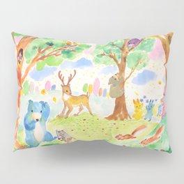 Merry forest Pillow Sham