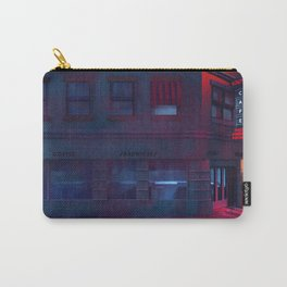 Back To The Future Lou's Cafe Carry-All Pouch