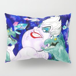 Sea Witch Pillow Sham
