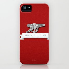 The Gunners iPhone Case