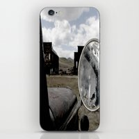 truck iPhone & iPod Skins featuring Truck by Susy Margarita Gomez