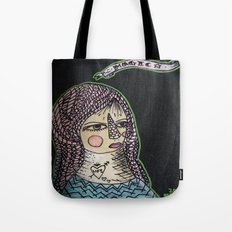 Magic Hair  Tote Bag