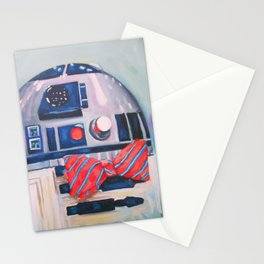 Bow2-Tie2 Stationery Cards