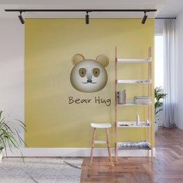 Bear Hug! Wall Mural
