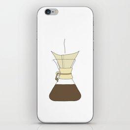 coffee makers iPhone Skin