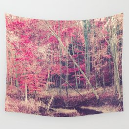 Rasberry Wall Tapestry