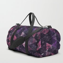 Abstract Geometric Background #13 Duffle Bag