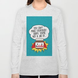 Nutella Long Sleeve T-shirt
