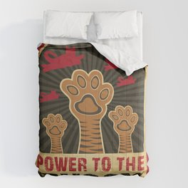 Power to the Pussy Comforters